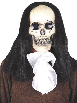 Goth Skull Mask (Morris Skull Mask)