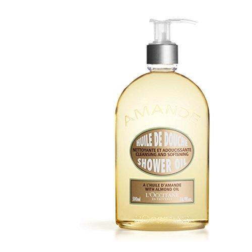 L'Occitane Cleansing & Softening Almond Shower Oil, 16.9 Fl. (Loccitane Shower)