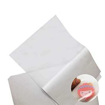 Amazon.com: Hongma - Papel pintado en blanco para impresora ...