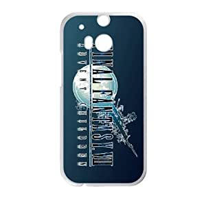 HTC One M8 Phone Cases White Final Fantasy BCH001965
