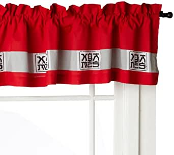 X games dragon valance 14 by 84 inch for 14 inch window fan