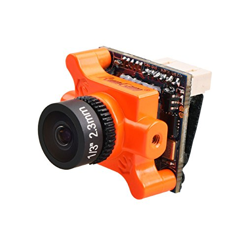 RunCam Micro Swift 2 FOV 145° 2.3mm Lens CCD FPV Camera for Drone Quad - Orange