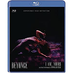 I Am...Yours An Intimate Performance at Wynn Las Vegas [Blu-ray] (2009)