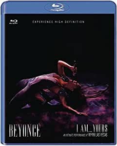 I Am...Yours - An Intimate Performance At Wynn Las Vegas [Reino Unido] [Blu-ray]