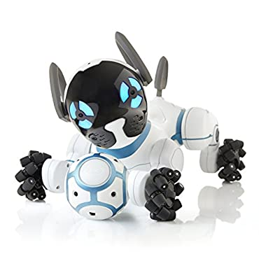 WowWee CHiP Robot Toy Dog White