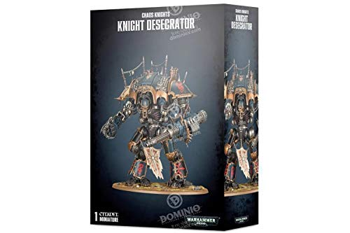 Games Workshop Warhammer 40,000: Chaos Knights: Knight Desecrator from Games Workshop