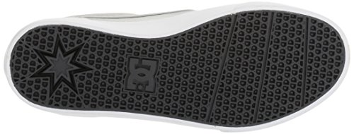 DC Women's Trase Slip-on SE Skateboarding Shoe, Silver, 8.5 B US by DC (Image #3)