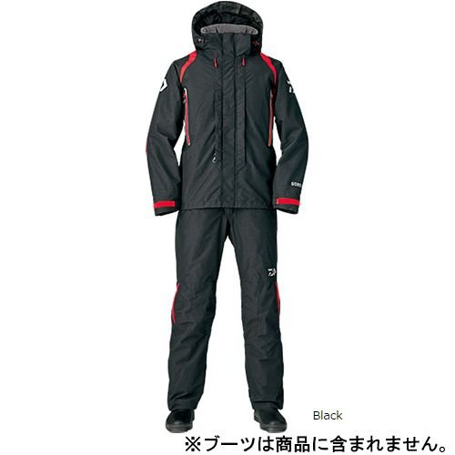 Daiwa Goretex Hi Loft Winter Suit Anzug Thermo BLK-2XL DW-1035