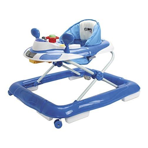 Andador para bebés azul Cuore Baby