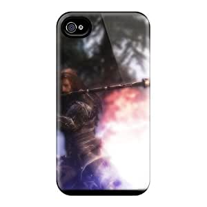 Fashionable Design Skyrim Who's Next Rugged For Ipod Touch 5 Case Cover New