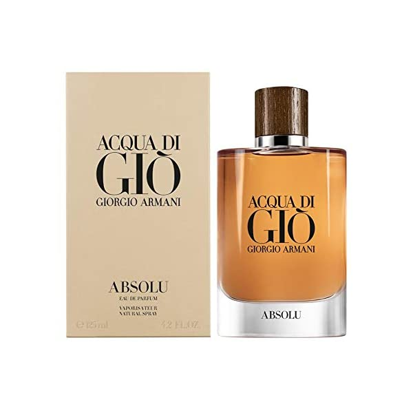 Best Acqua Di Gio Absolu EDP Perfume Spray for Men Online India 2020
