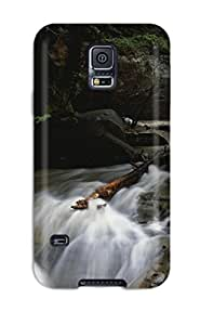 Hot New Dual Monitors Zombie Case Cover For Galaxy S5 With Perfect Design