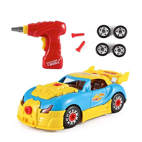 Take Apart Toy Racing