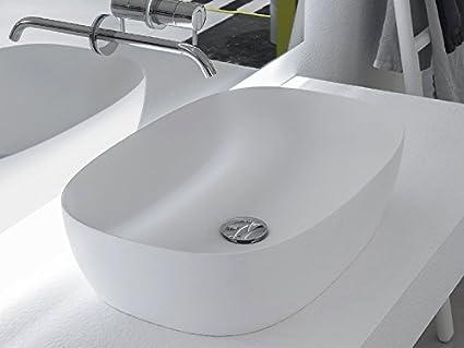 Lavabo da appoggio Antonio Lupi Senso lavabo da appoggio SENSO ...
