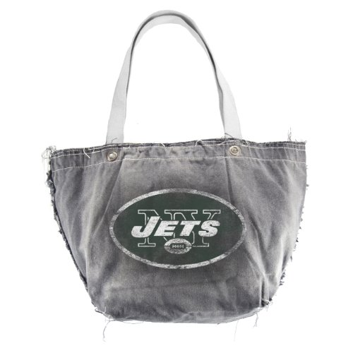 Littlearth Productions NFL New York Jets Vintage Tailgate Tote by Littlearth Productions