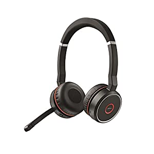Jabra Evolve 75 Stereo UC, I absolutely love this headset