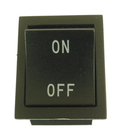 Razor On/Off Switch for MX500, MX650, MX350, Dirt Quad, Pocket Mod, Currie, Ezip Electric Scooter KCD2 Power Switch