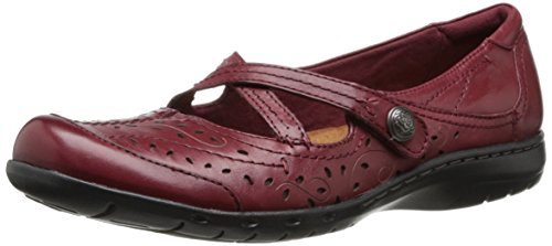 Pearl Mary Flat Hill Jane Ch Women's Bordeaux Cobb 1wxaEq7q