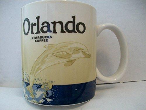 Starbucks Orlando City Series Dolphin Coffee Mug (Starbucks Mugs Orlando)