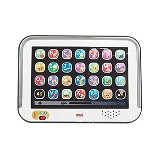 Fisher-Price CDG57 - Lernspaß Tablet Spielzeug, Kindertablet und Lernspielzeug mit mitwachsenden Spielstufen, Spielzeug ab 1 Jahr, deutschsprachig 5