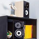Deco Home DHPAS100 Passive 140W Bookshelf Speaker