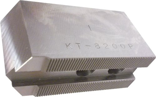 - USST KT-8200P Steel Soft Chuck Jaws for 8
