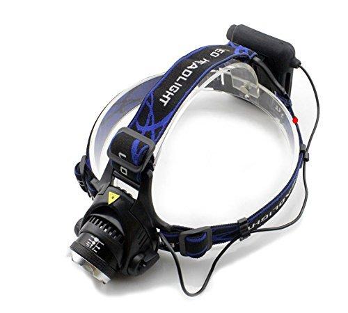 2000LM CREE XM-L XML T6 LED Headlamp Headlight Flashlight - 2