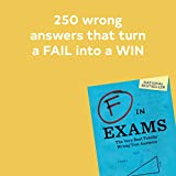 F in Exams: The Very Best Totally Wrong Test