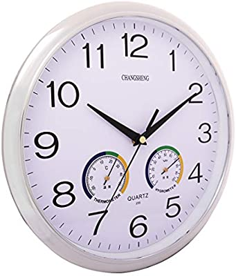 Amazon.com: ADDMIRRE 255 - Reloj de pared: Home & Kitchen