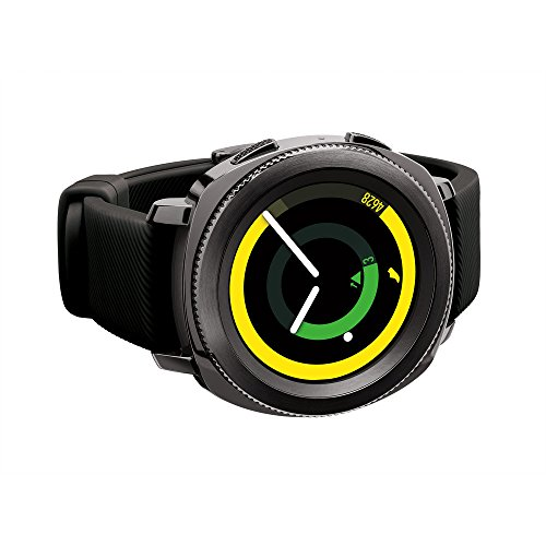 Samsung Gear Sport Activity Tracker (Black) with Heart Rate Monitor, Kodak Case, Pro Bluetooth Earbuds, and 1 Year Extended Warranty Bundle by Beach Camera (Image #8)