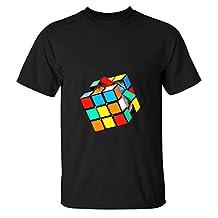 Callme Rubik's cube Tshirt For Mens