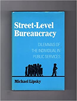 lipsky street level bureaucracy pdf