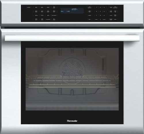 Thermador MED301JS Single Masterpiece Oven, 30 in. 2 Xt Racks