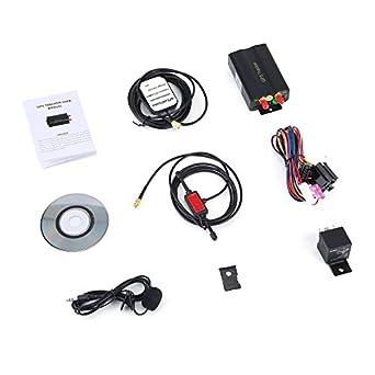 Amazon.com: Sistema de seguimiento de vehículos para coche ...