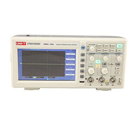 UNI-T Digital Storage Oscilloscope UTD2102CEX - 1