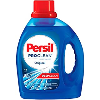 Persil ProClean Power-Liquid Laundry Detergent, Original Scent, 75 Fluid Ounces
