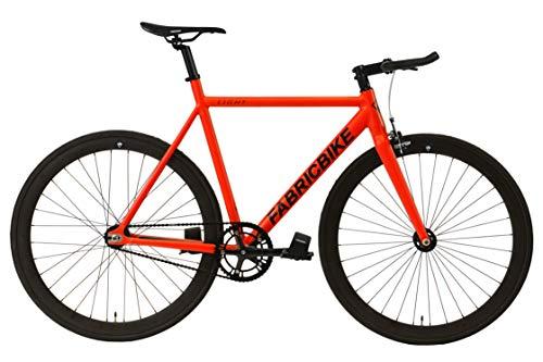 🥇 FabricBike Light – Bicicleta Fixed