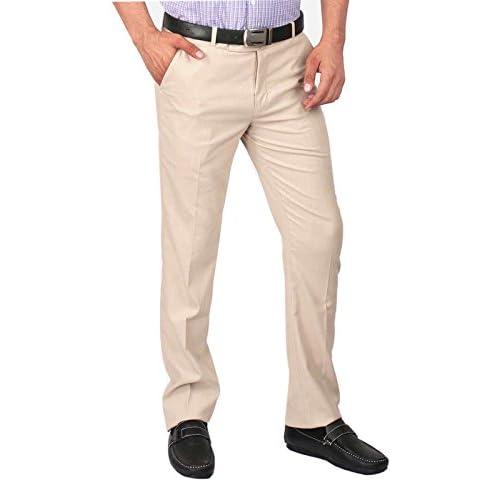 41jBlLz3zlL. SS500  - AD & AV Mens Formal Trouser 237_Mens_Trouser_2BY2_Cream_EE