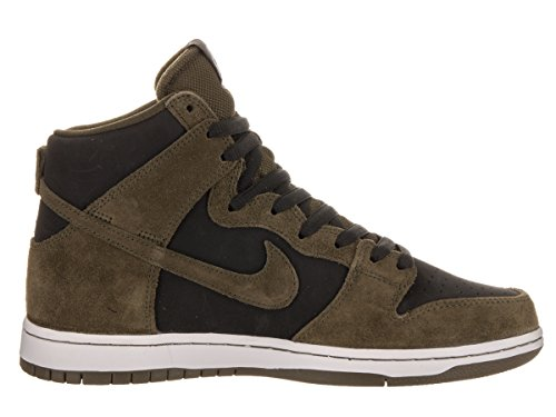 Nike Sb Dunk High Zoom Pro Scuro Loden - 854851-330 -