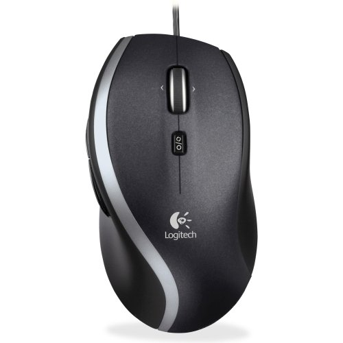 logitech corded mouse m500 - 6