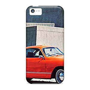 Snap-on Cases Designed For Iphone 5c- Volkswagen Karmann Ghia For Retina Display