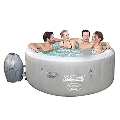 Coleman SaluSpa Inflatable 4-Person Hot Tub