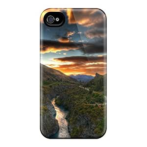 Cute CaroleSignorile Beautiful Valley River Road Cases Covers For Iphone 6