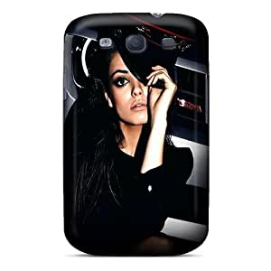 Mila Kunis Look Case Compatible With Galaxy S3/ Hot Protection Case
