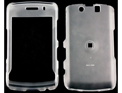 DreamWireless ICBB9550CL Blackberry Storm Ii 9550 Transparent Rubber Case - Clear ()