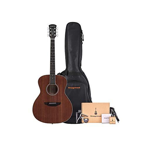 Orangewood 6 String Acoustic Guitar, Right, Mahogany (OW-DANA-M-AK)