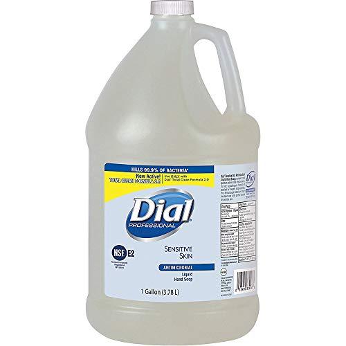 Dial Sensitive Skin Antimicrobial Soap Refill -