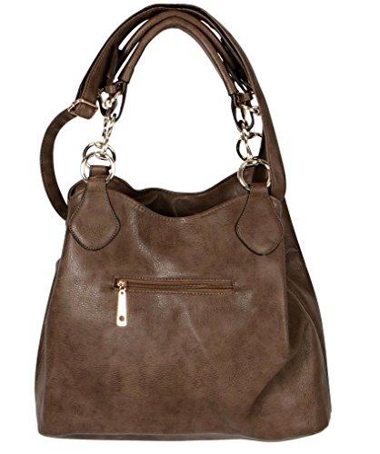 HARPA Bags Dänemark - hochwertige Markentasche in khaki