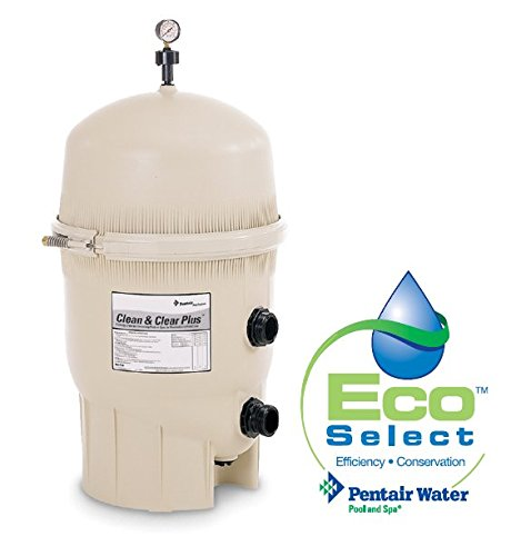 - Pentair 160340 CCP320 Clean & Clear Plus Cartridge In Ground Pool Filter