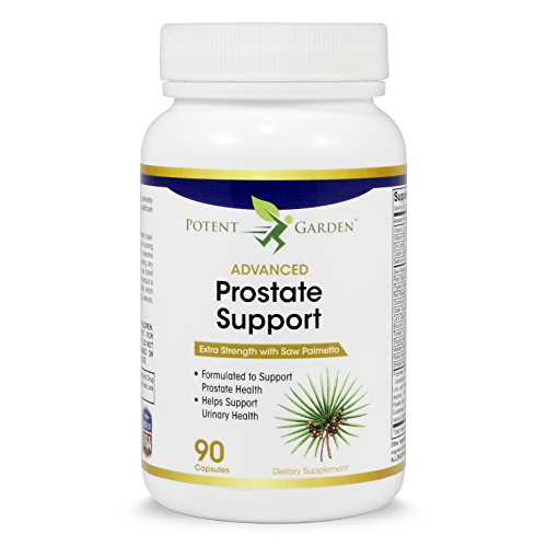 Prostate Support Formula Capsules - Prostate Supplement for Men - Pygeum and Saw Palmetto for Hair Loss + 30 HERBS Formula - Support Urinary Tract Health, Libido & Prostate Health - Natural DHT Blocker To Fight Hair Loss - 60 Capsules